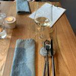 Liebevolles Tischgedeck im Werkhof Bern